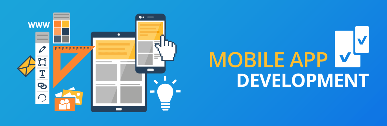 Design of mobile applications